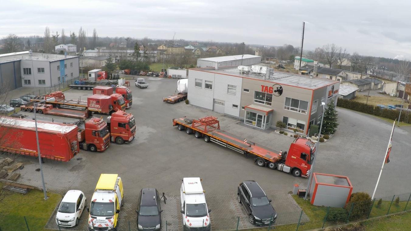 TAG Spezialtransporte