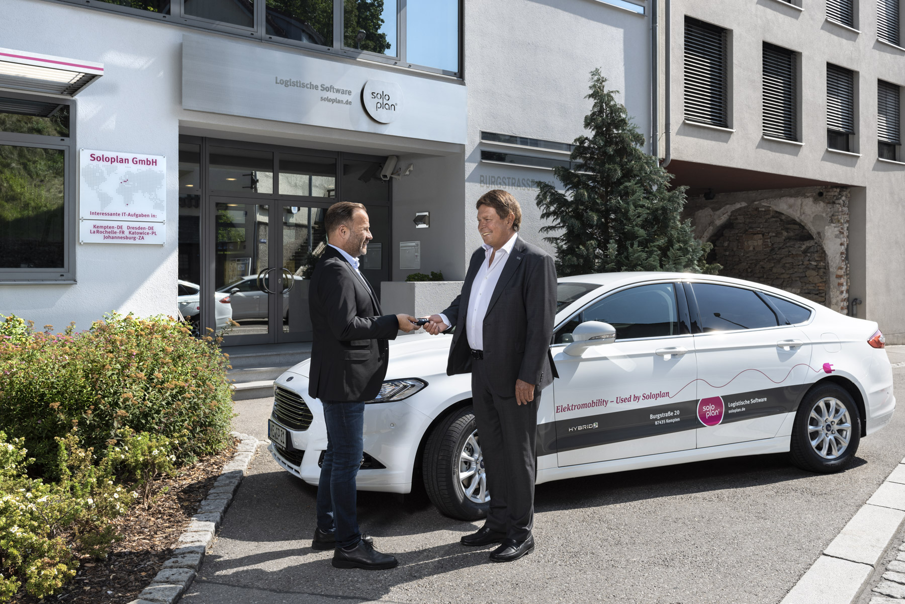 Soloplan GmbH Elektromobilität