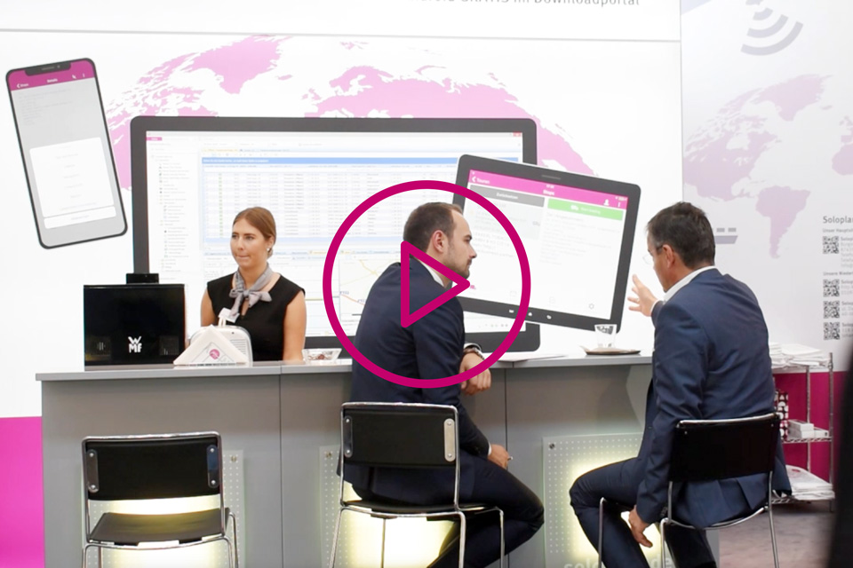 IAA Hannover Logistiksoftware CarLo inTOUCH Soloplan GmbH