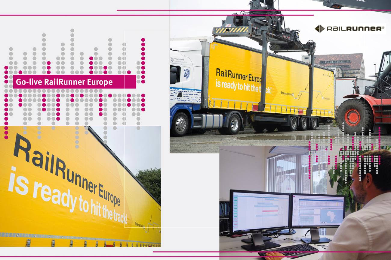 Soloplan. Railrunner, Logistiksoftware, Transportmanagementsystem