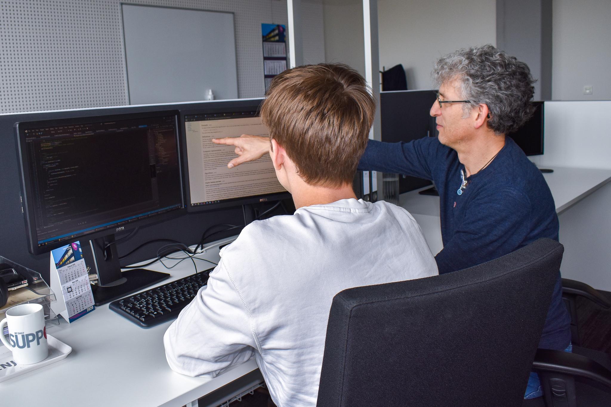 Ausbildung zum Fachinformatiker für Anwendungsentwicklung
