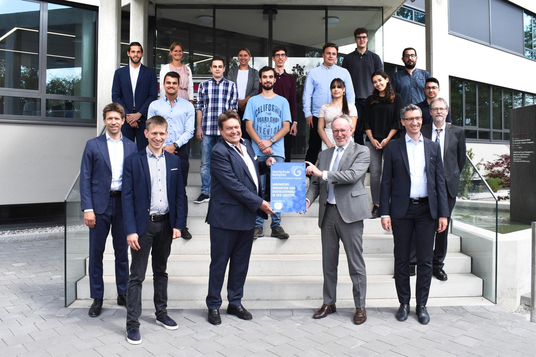 Studenten Karriere Soloplan Hochschule Kempten Innovation Lab