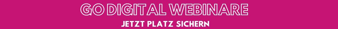 Webinare Soloplan GO Digital Digitalisierungsinitiative Soloplan GmbH