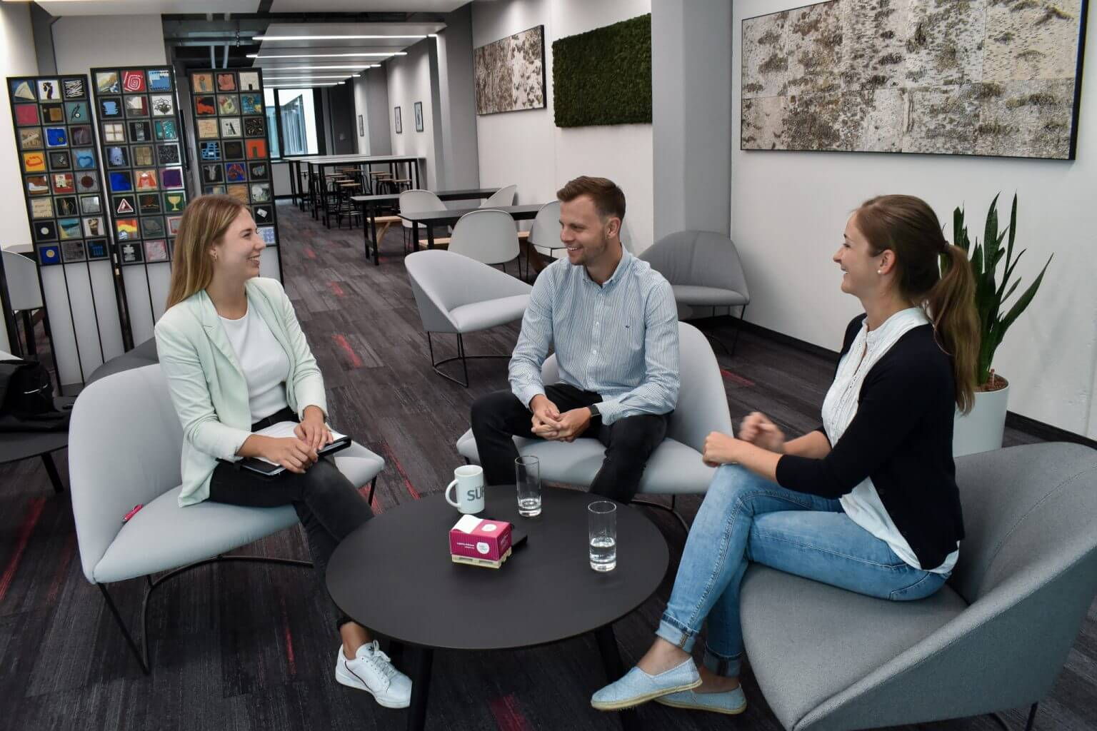 Mitarbeiterinterview Karriere Soloplan Topjobs